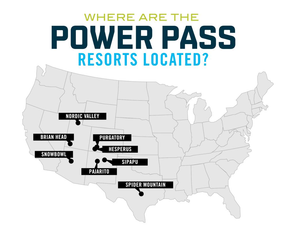 Power Pass Resorts
